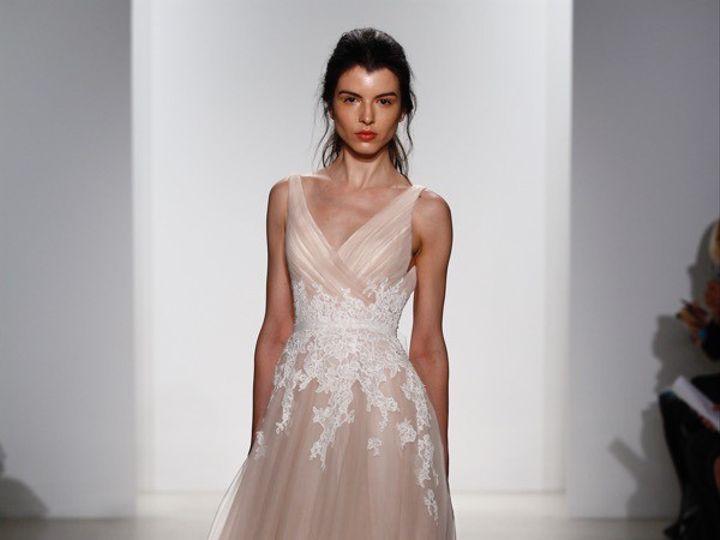 Tmx 1432837730555 Kelly Faetanini Wedding Dresses 2016 0 New York, New York wedding beauty