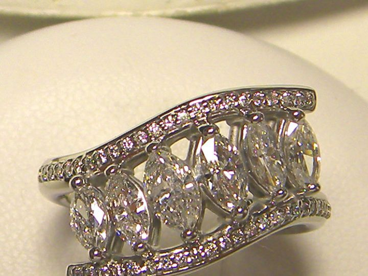 Tmx 1426367747930 Custom 1 Parkville, MD wedding jewelry