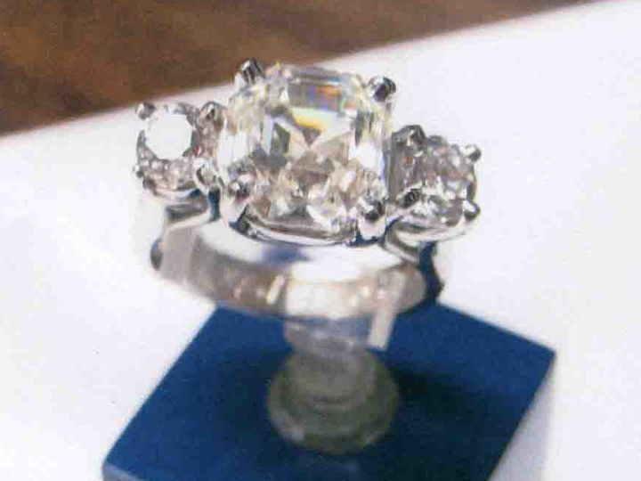 Tmx 1426367759298 Engagementring2 Parkville, MD wedding jewelry