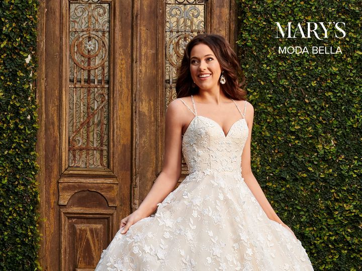Tmx Mb2105 L  51 1039985 161247575325422 Vineland, NJ wedding dress