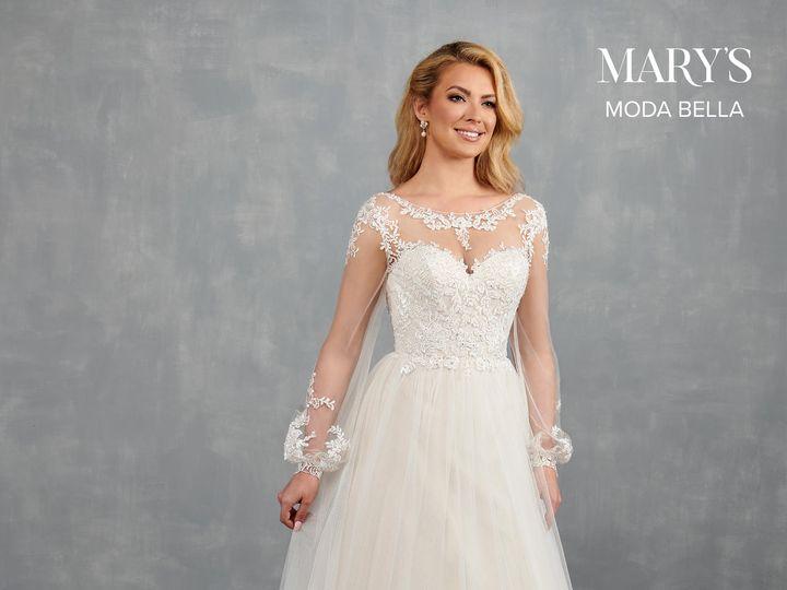 Tmx Mb2108 1 51 1039985 161247577676338 Vineland, NJ wedding dress