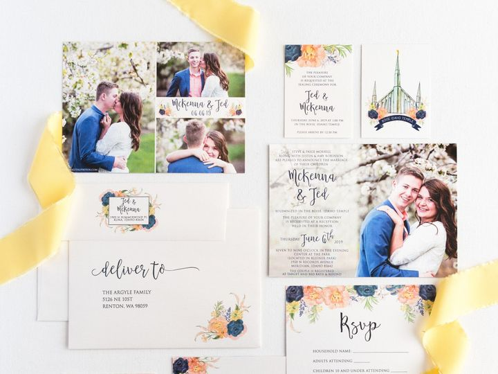 Tmx Prodigitalphotos100 51 110095 157569652622967 Pleasant Grove, UT wedding invitation