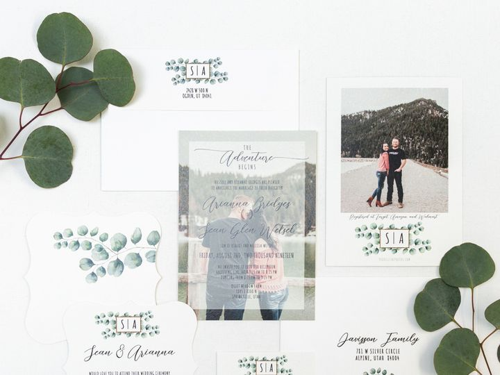 Tmx Prodigitalphotos104 51 110095 157569652856825 Pleasant Grove, UT wedding invitation