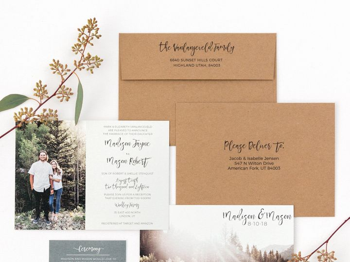 Tmx Prodigitalphotos13 51 110095 1558650502 Pleasant Grove, UT wedding invitation