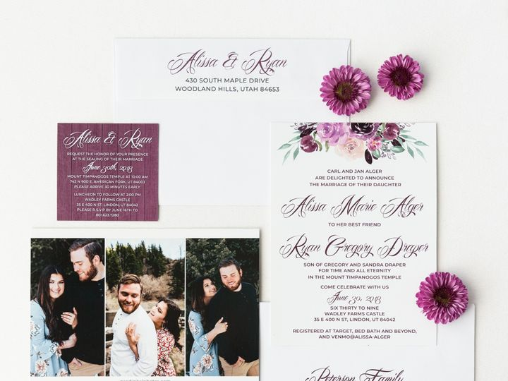 Tmx Prodigitalphotos30 51 110095 1558650526 Pleasant Grove, UT wedding invitation