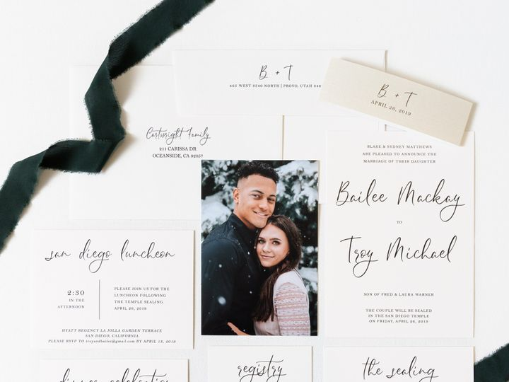 Tmx Prodigitalphotos48 51 110095 1561139632 Pleasant Grove, UT wedding invitation
