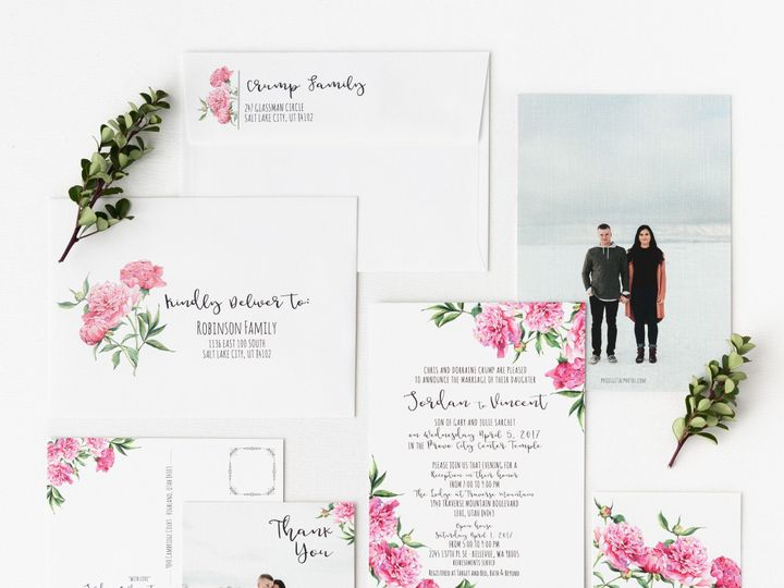 Tmx Prodigitalphotos6 51 110095 1558650498 Pleasant Grove, UT wedding invitation