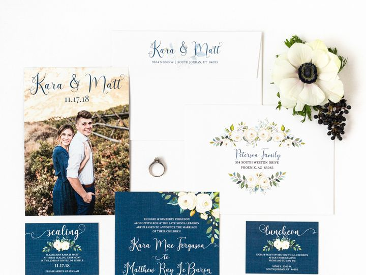Tmx Prodigitalphotos7 51 110095 1558650497 Pleasant Grove, UT wedding invitation