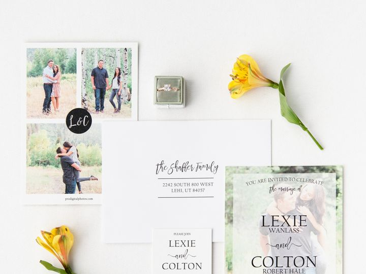 Tmx Prodigitalphotos8 51 110095 1558650495 Pleasant Grove, UT wedding invitation