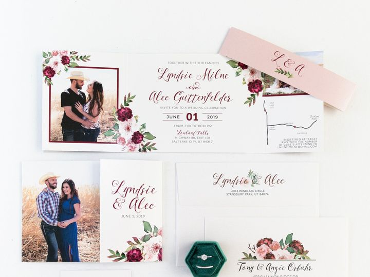 Tmx Prodigitalphotos98 51 110095 157569652718320 Pleasant Grove, UT wedding invitation