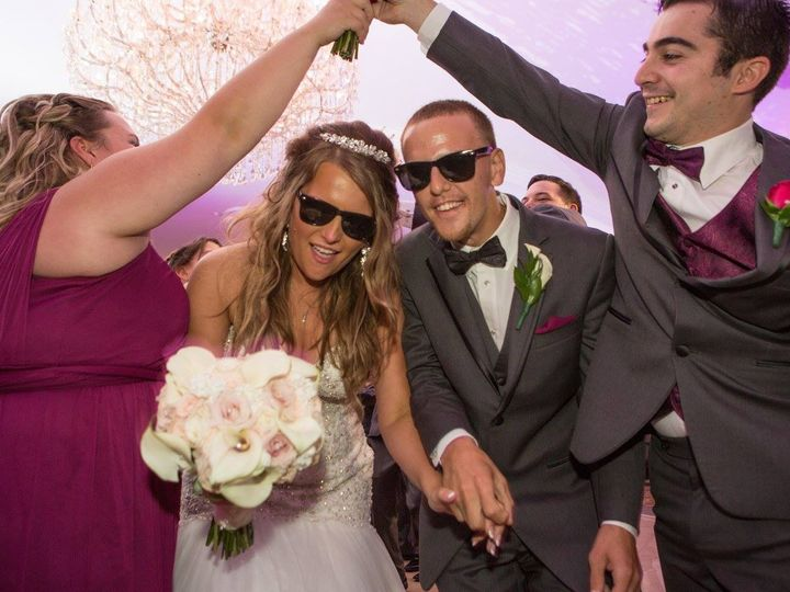 Tmx 1484685290834 Greg And Paulina Elmwood Park wedding dj