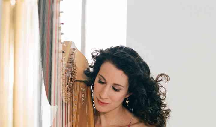 Shari Latz Rothman Harpist