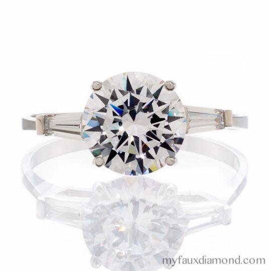 My Faux Diamond Jewelry Mahwah NJ WeddingWire