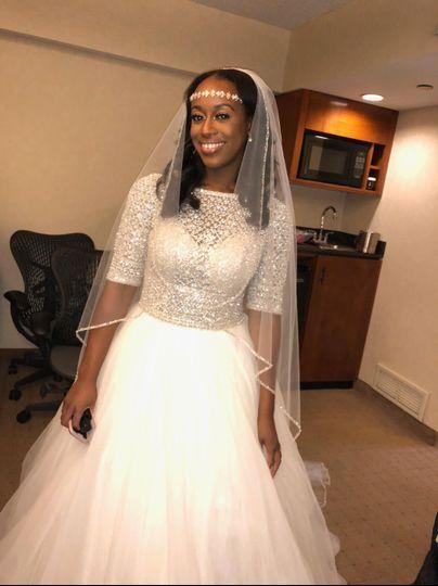 Beautiful Beat Beauty Bride