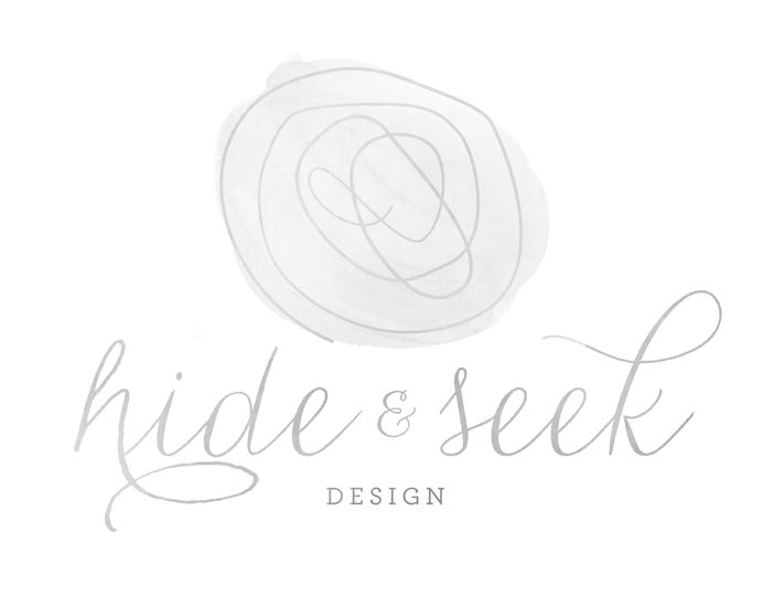 Hide and Seek Design
