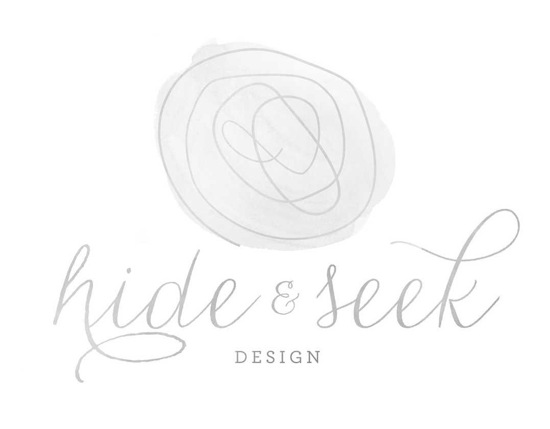 Hide and Seek Design