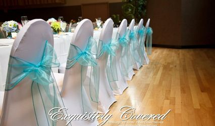 Chair Covers by Exquisitely Covered