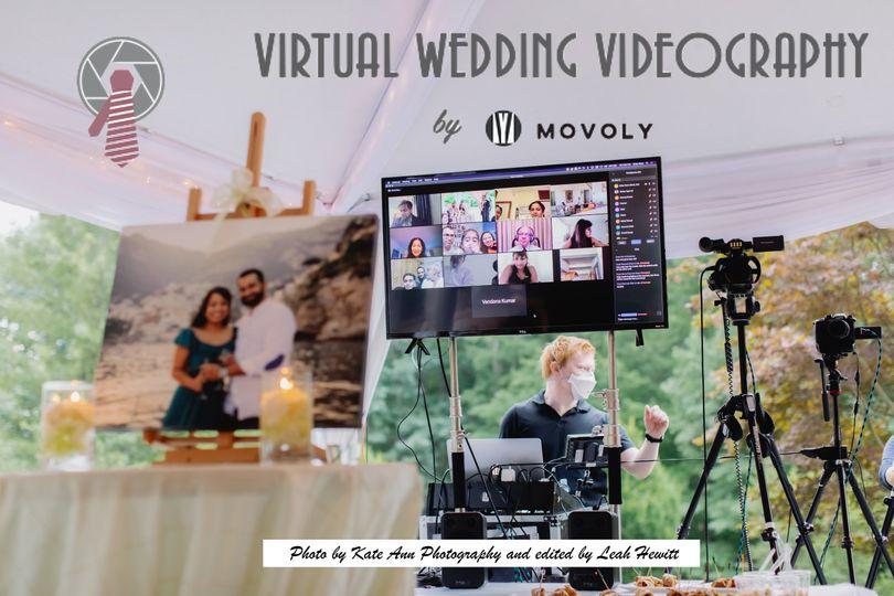 Zoom Wedding Audience