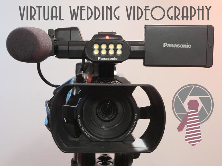Virtual Wedding Videography