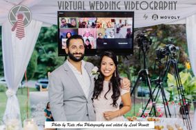 Virtual Wedding Videography by Movoly