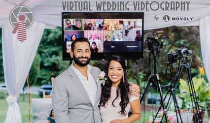 Virtual Wedding Videography by Movoly 1