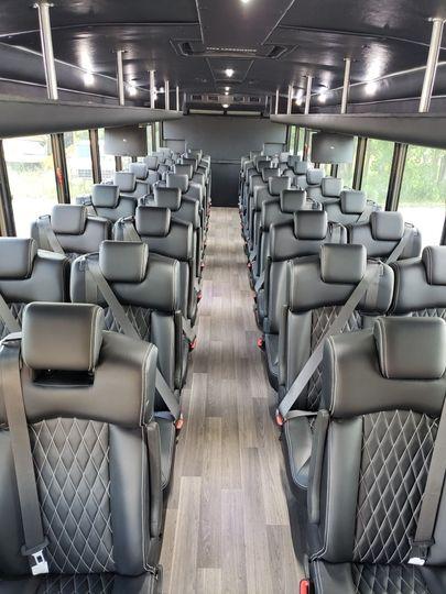 44-Passenger Shuttle