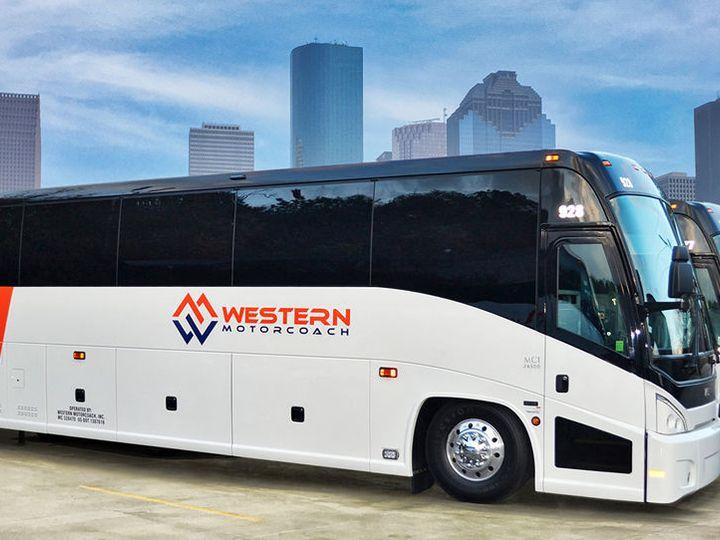 Tmx 1532977272 3131ca7d5e07e71f 1532977270 1d6ac00b859f78cd 1532977268809 1 Western Motorcoach Houston, TX wedding transportation