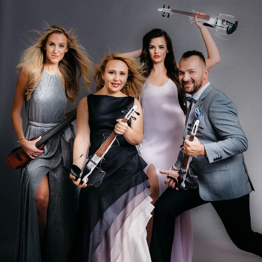 String Quartet Wedding Songs Ideas: Philadelphia String Quartet