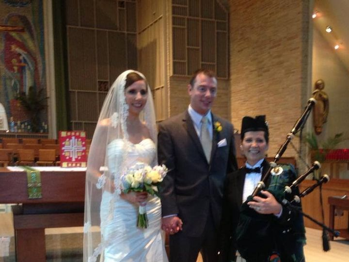 Tmx 1379515619126 Wedding Bagpiper Troy wedding ceremonymusic