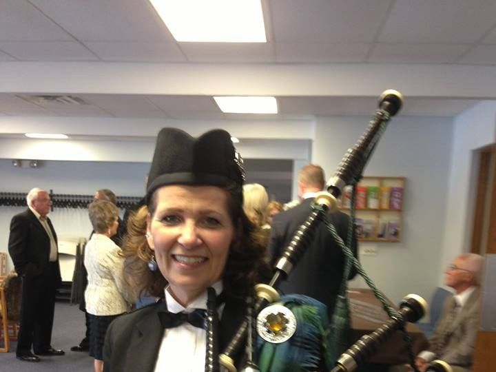 Tmx 1379515772490 Wedding Bagpiper Christ Lutheran Church Troy wedding ceremonymusic