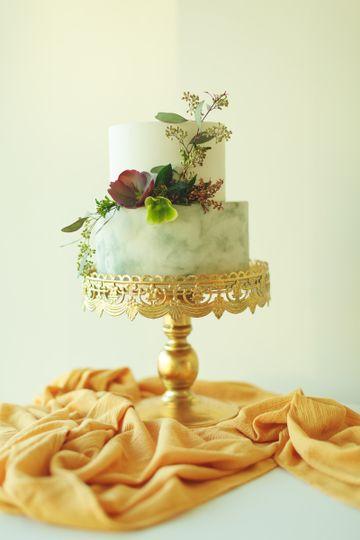 Batter Up Cakery - Wedding Cake - Fairfield, CA - WeddingWire