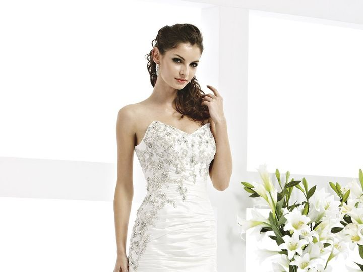Tmx 1327691831254 41770VR610600 Secaucus wedding dress