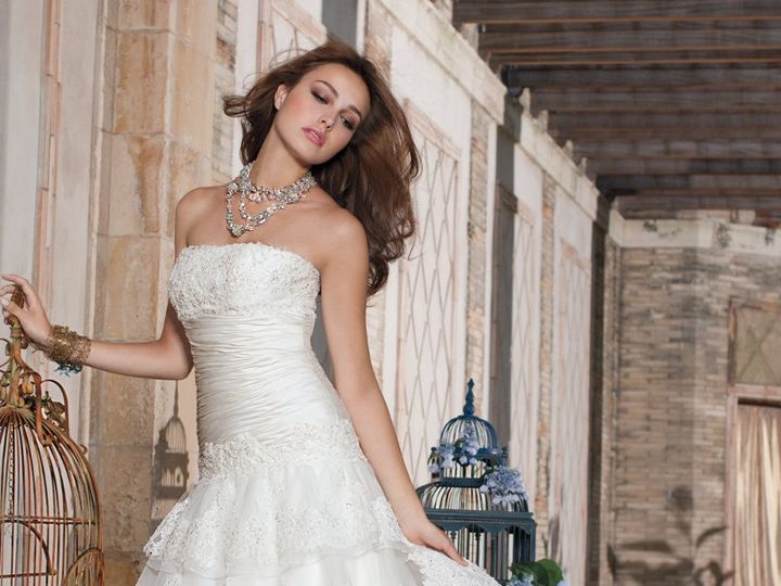 Tmx 1362599497172 417908232W0 Secaucus wedding dress