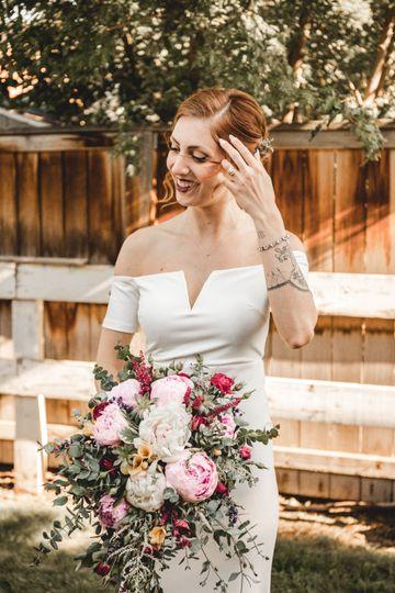 Bend Oregon Bride