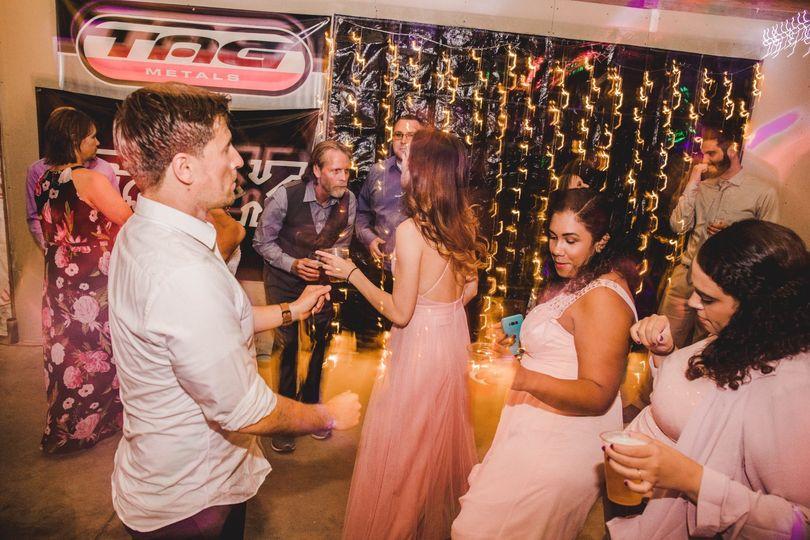 Dance Party Brazil style