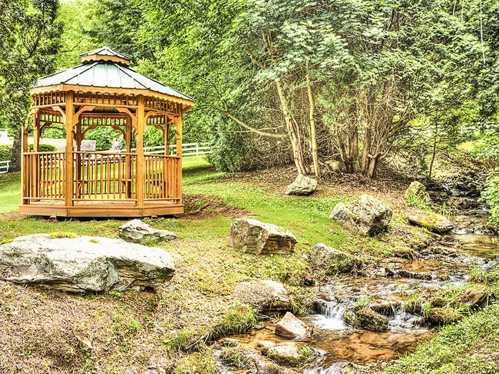 Tmx 1436280639111 Bottom Gazebo Waynesville, North Carolina wedding venue