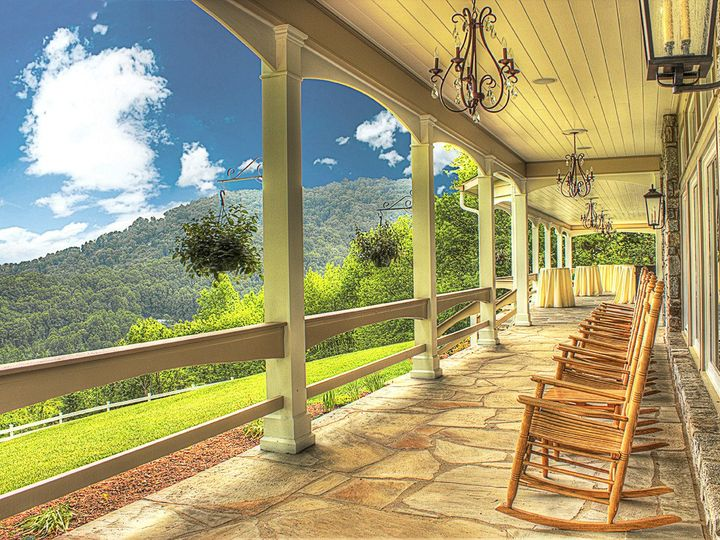 Tmx 1436280735180 Porch Waynesville, North Carolina wedding venue