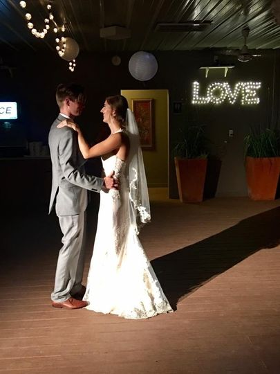 The First Dance!!