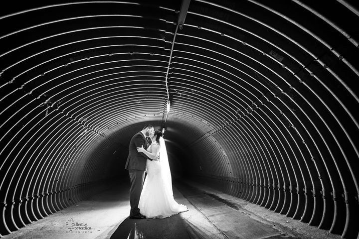 Kissing in the Tunnel