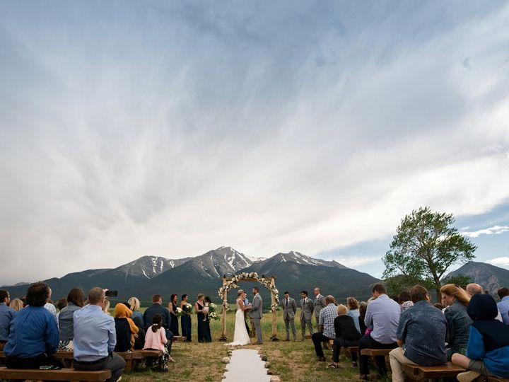 Tmx Thebarnatsunsetranchwedding047 51 1059095 1567092832 Buena Vista, CO wedding venue