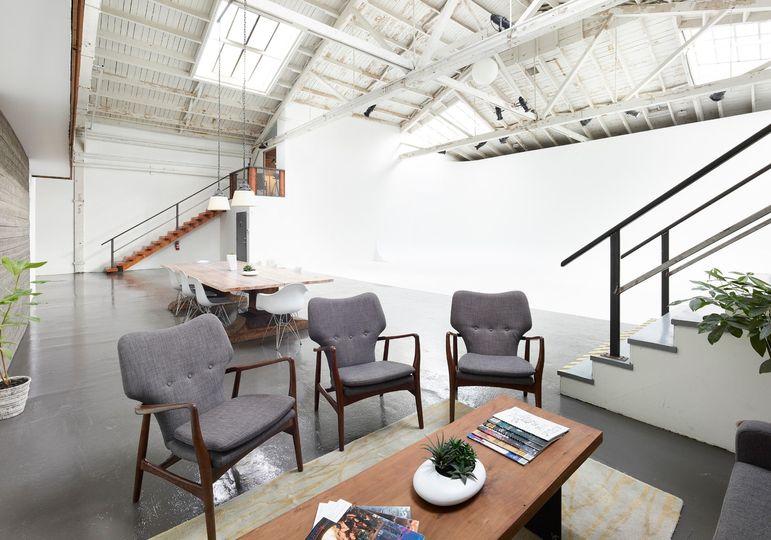 West Studio seating