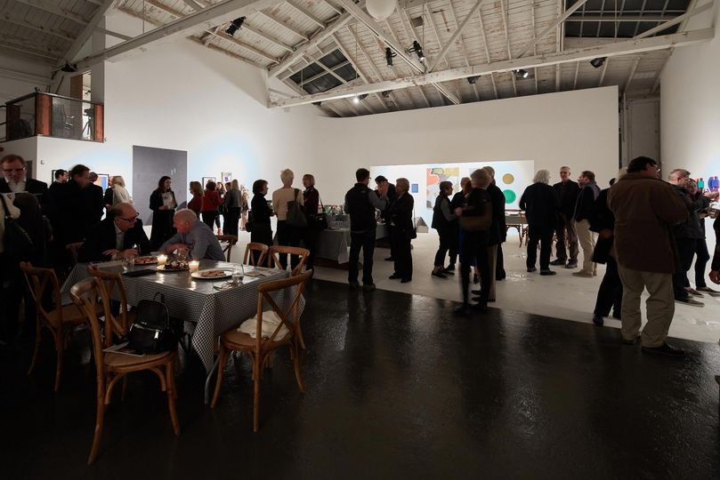 Reception at the West Studio