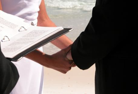 A Wedding Officiant Fort Lauderdale