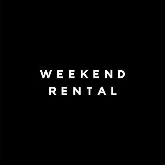 Full weekend rental