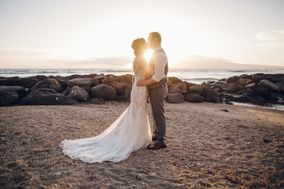 Island Wedding Memories - Maui