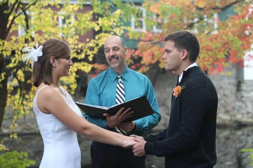 Weddings in New England