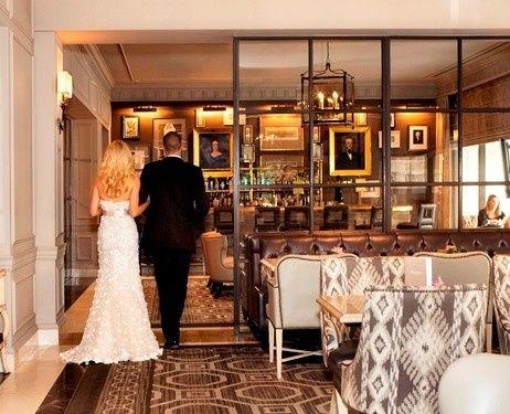 Tmx 1388699821957 Bride And Groom In Lobb Washington, DC wedding venue