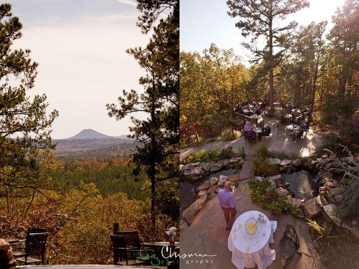 Pinnacle Mountain View
