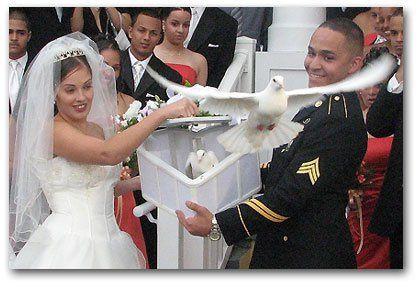 Tmx 1265514413950 2birdbasketreleaseMil Huntington Beach wedding rental