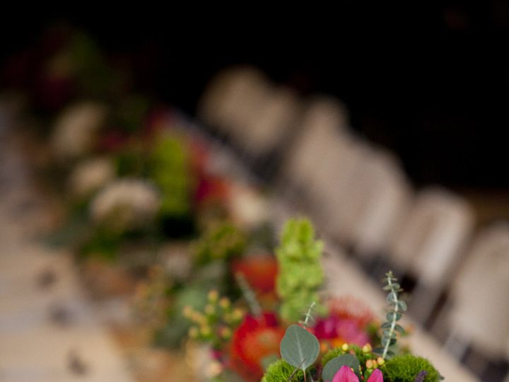 Tmx 1458925416667 Rehearsal Dinner Tables Set In Loft Frazee, MN wedding venue